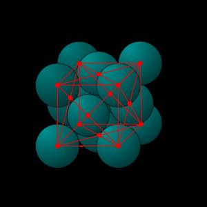 kubisch-flächenzentriert